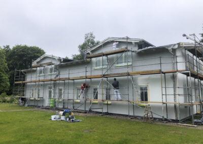 Hausfassaden, Fassadengestaltung,Maler Segeberg, Plön, Neumünster