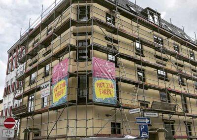 Hausfassaden-Fassadengestaltung