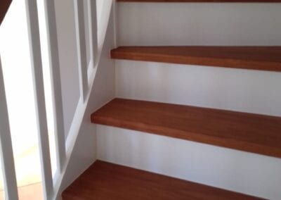 Treppe,Malerarbeiten, kreativ, Mut zur Farbe