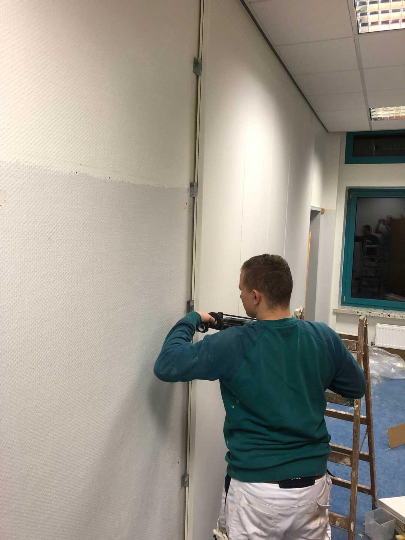 Akustik,Malerarbeiten, kreativ, Mut zur Farbe